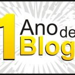 1º Aniversário do Blog
