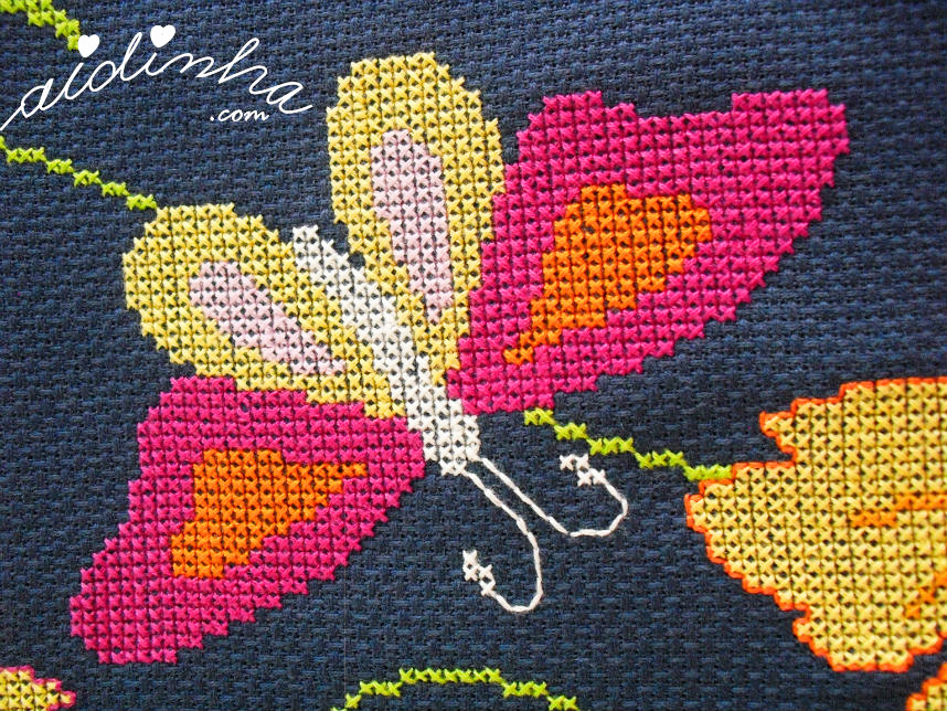 Foto de outra borboleta