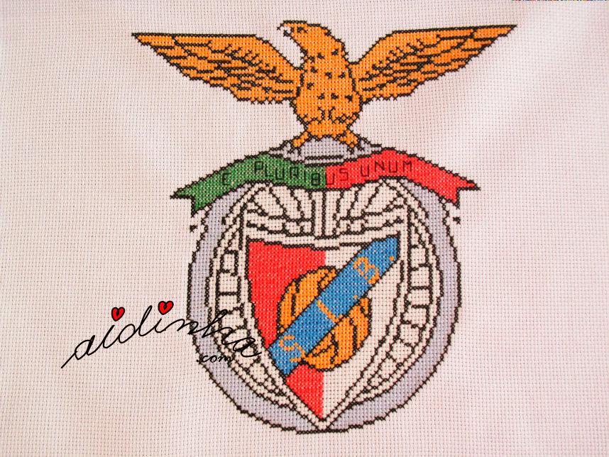 Foto do emblema completo
